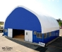 Shop in a Box Relocatable Fabric Building