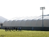 penticton indoor soccer fabric structure
