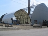 Commercial Warehouse Fabric Building