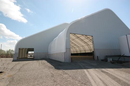 Beau Salt Storage Sheds