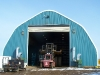 mining maintenance shed